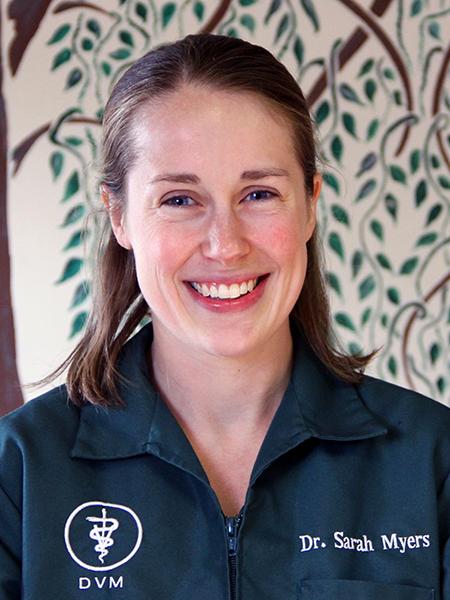 Dr. Sarah Myers
